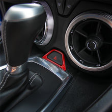 6th Gen Camaro Hazard Light Trim