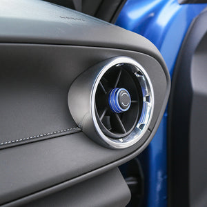 6th Gen Camaro Aluminum Knob Kit