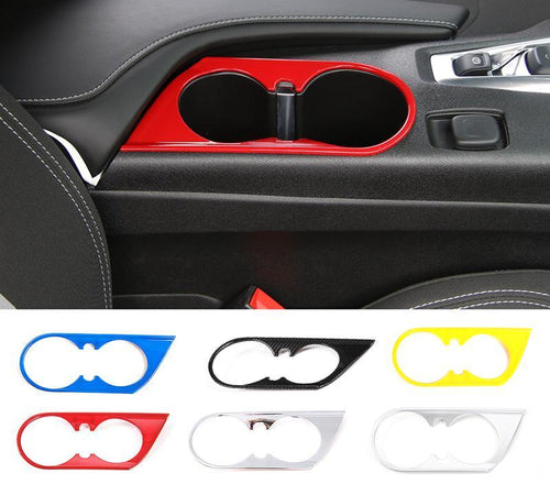 6th Gen Camaro Cup Holder Trim
