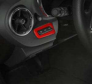 6th Gen Camaro HUD Controls Trim
