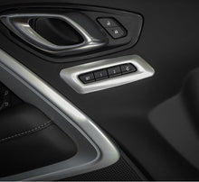 6th Gen Camaro Memory Seat Controls Trim