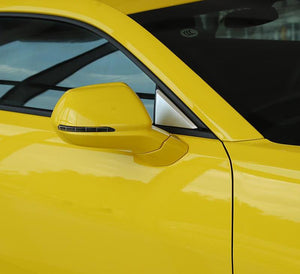 6th Gen Camaro A-Pillar Exterior Trim