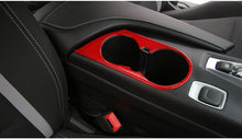 6th Gen Camaro Center Console Trim Bundle