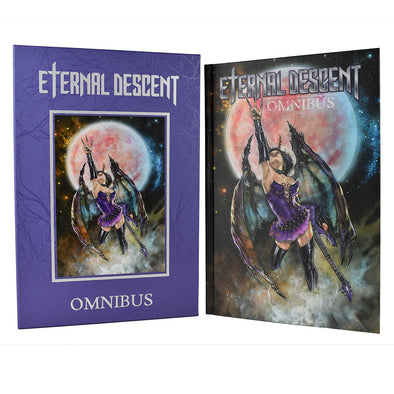 Eternal Descent: Omnibus Edition Hard Cover