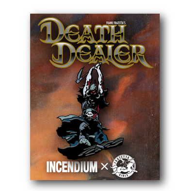 'Death Dealer II' Lapel Pin