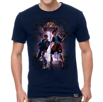 Bill & Ted 'Strange things are afoot at the Circle-K' T-Shirt