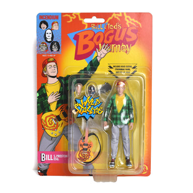 Bill & Ted's Bogus Journey 'Bill S. Preston Esq.' FigBiz Action Figure