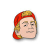 Bill and Ted's Bogus Journey Lapel Pins : Set A