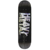 Heavy Metal x Darkstar Black Metal Skate Deck FigBiz Bundle