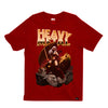 Heavy Metal 'Taarna' T-shirt by Carlos Dattoli
