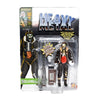 Heavy Metal 'Nelson' Chrome Carded FigBiz Action Figure Limited Edition 400