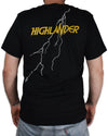 Highlander : Connor Claymore T-Shirt