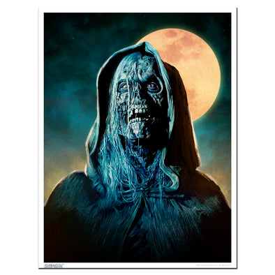 Creepshow : 'The Creep' Glow-In-The-Dark Portrait