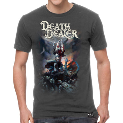 Death Dealer' Frazetta Girls x Incendium T-Shirt Death Dealer II