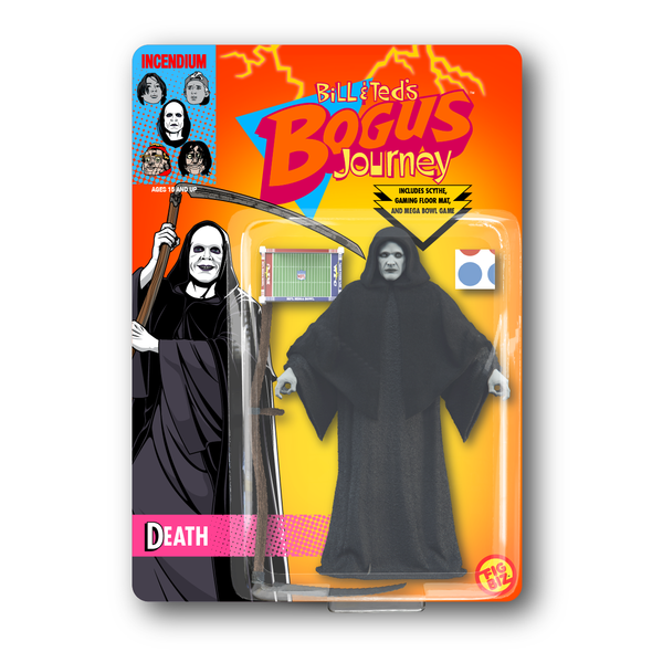 Bill & Ted's Bogus Journey 'Death' FigBiz Action Figure