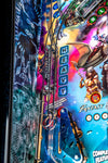 The Heavy Metal Pinball Table
