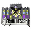 Eternal Descent Lapel Pin : Cathedral