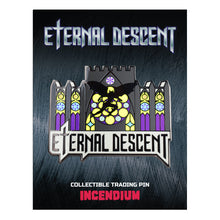 Load image into Gallery viewer, Eternal Descent Lapel Pin : Cathedral