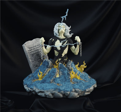 Iron Maiden : Live After Death Eddie 1:10 Scale Statue
