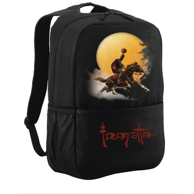 Frazetta Halloween Headless Horseman Backpack