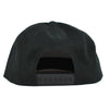 Heavy Metal Deluxe Black Snapback Hat