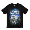 Heavy Metal Mech Suit T-shirt