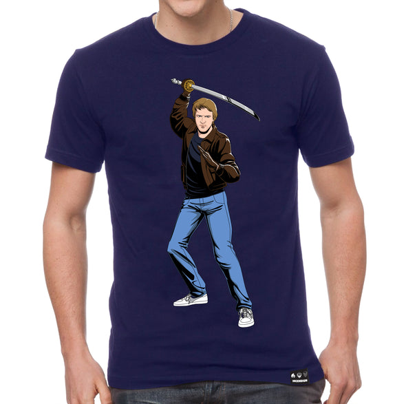 Highlander: 'Connor' T-Shirt