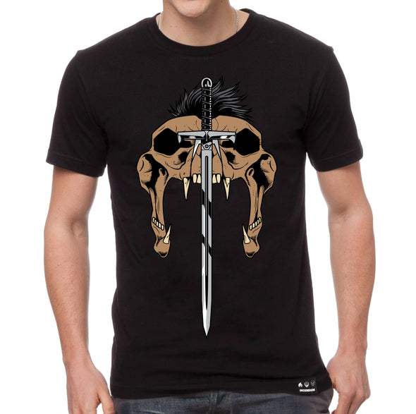 Highlander: The Kurgan Helm T-Shirt