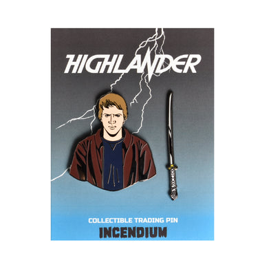 Highlander Lapel Pins : Set A