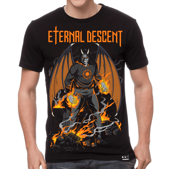 Eternal Descent Loki T-shirt
