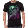 Monsters Of Metal - Creature Collage Guitar T-Shirt
