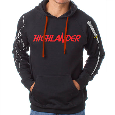 Highlander: There Can Be Only One Pullover Hooded Sweatshirt