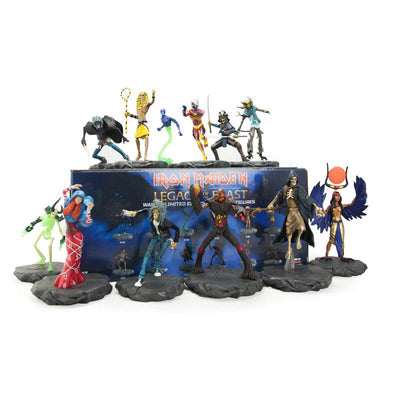Iron Maiden : Legacy of the Beast Series 1 Blind Box Master Case
