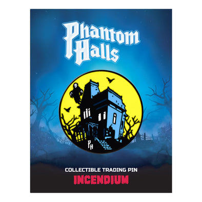 Phantom Halls Lapel Pin : The House