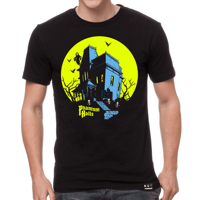 Phantom Halls Moon Logo T-shirt