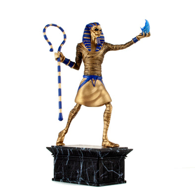 Iron Maiden Legacy of the Beast: Pharaoh 1:10 Scale Statue Golden Idol Variant