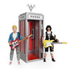 Bill and Ted's Excellent Adventure Fig Biz Phone Booth