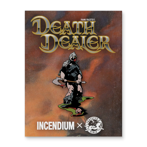 'Death Dealer IV' Lapel Pin