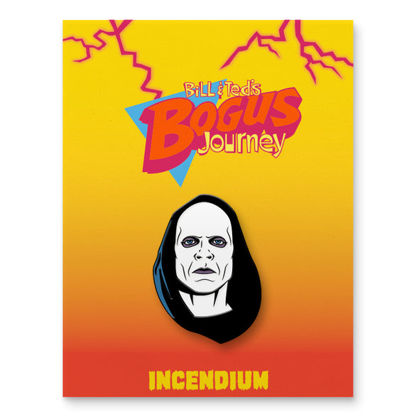 Bill and Ted's Bogus Journey Lapel Pin : Death