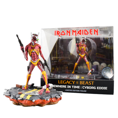 Iron Maiden : Legacy of the Beast - Somewhere in Time Figure