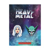 Heavy Metal Set: A Lapel Pins