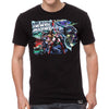 Heavy Metal Pinball Backglass T-shirt