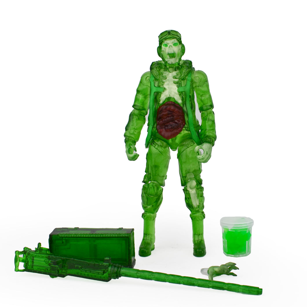 Heavy Metal Japan 'Nelson' Slime Pit Prototype Action Figure