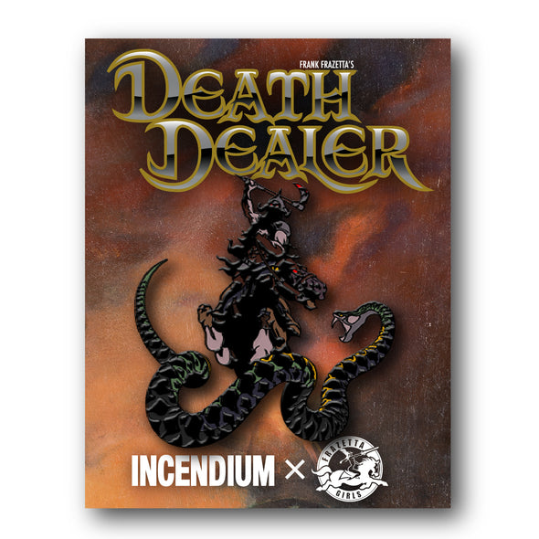 'Death Dealer VI' Lapel Pin