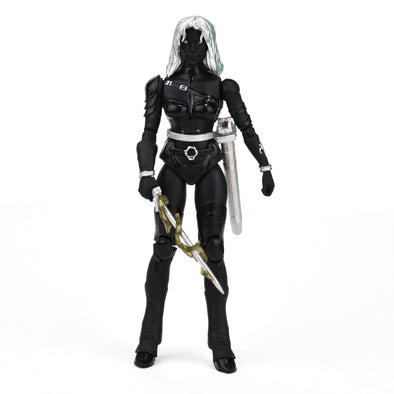 Heavy Metal Japan 'Taarna' Black Metal Prototype Action Figure NYCC 2019