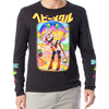 Heavy Metal Kawaii Taarna Long Sleeve T-Shirt