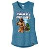 Heavy Metal Pinball Tiger Tank Top