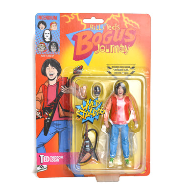 Bill & Ted's Bogus Journey 'Ted Theodore Logan' FigBiz Action Figure