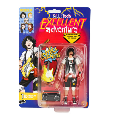 Bill & Ted's Excellent Adventure 'Ted Theodore Logan' FigBiz Action Figure