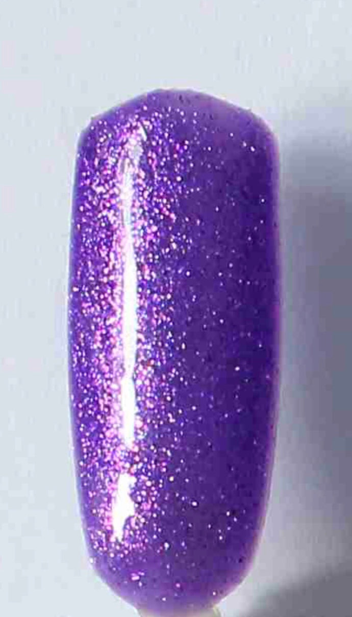 Purple Rain - 15ml Gel Polish